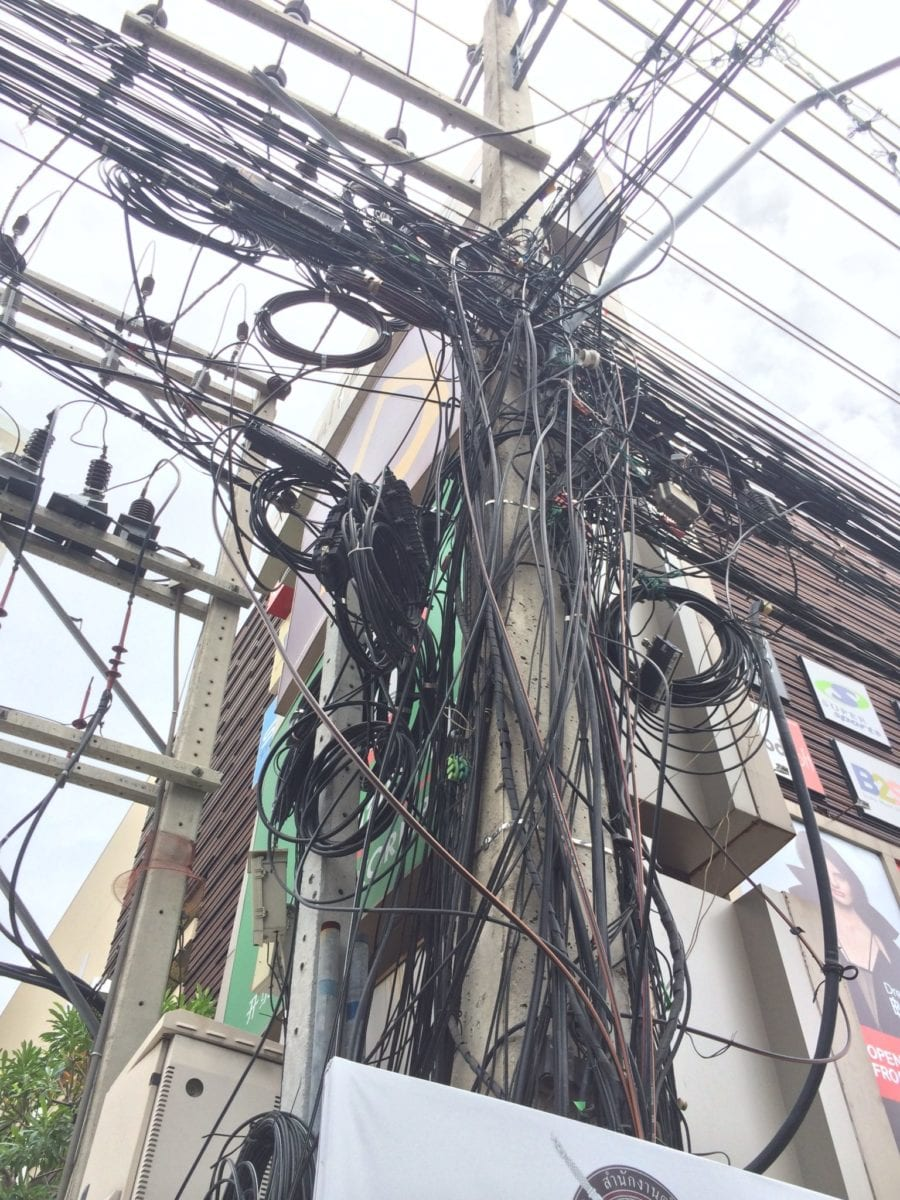 Telephone Wiring Rat Nest Just Another Diagram Blog Pole Wires Nests And Progress Talkingpointz Rh Com Cell Phone Basement